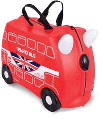 Trunki Bus Gyerek bőrönd