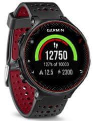 Garmin Forerunner 235, Black & Red