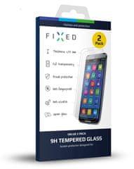 Fixed Tvrzené sklo, 0,33 mm, Huawei P8 Lite, 2 kusy - II. jakost