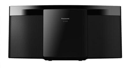 PANASONIC SC-HC295EG-K, čierna