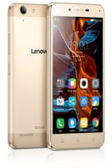 Lenovo K5, Dual SIM, Gold