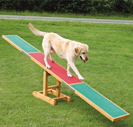 Trixie równoważnia dla psa 300x54x34 do 80 kg