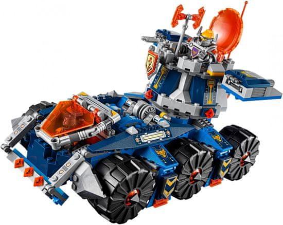 LEGO NEXO KNIGHTS™ 70322 Axlův věžový transportér