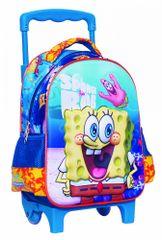 GIM Junior batoh na kolečkách - Spongebob