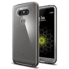 Spigen kryt Neo Hybrid Crystal, LG G5, gunmetal