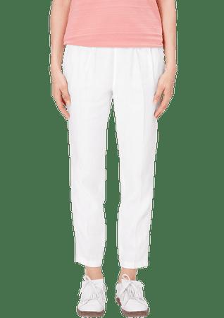 s.Oliver spodnie damskie 38 biały