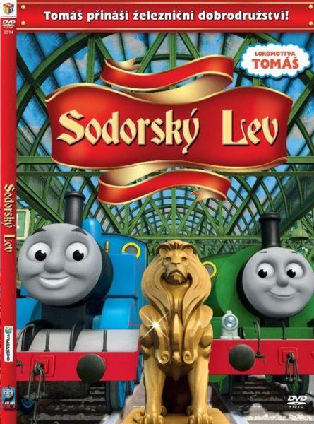 Lokomotiva Tomáš: Sodorský lev - DVD