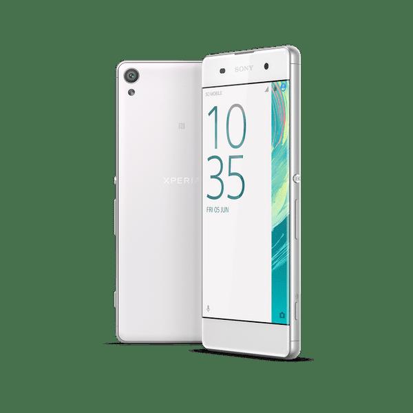 Sony Xperia X, Single SIM, bílá