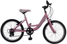 """Frejus rower dziecięcy Girardengo 20"""" pink"""
