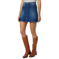 Pepe Jeans žensko krilo Tate