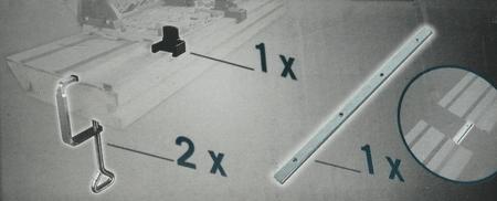 Matrix zestaw akcesoriów do PS 1000-45
