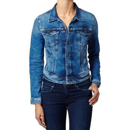 Pepe Jeans női kabát Core L kék  03e1d50a60