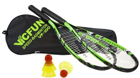 Vicfun zestaw Speed Badminton Set 100