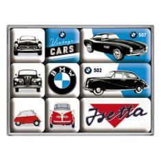 Postershop Zestaw magnesów BMW