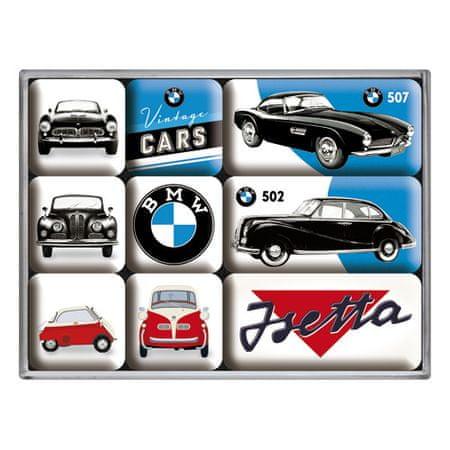 Postershop Sada magnetov BMW