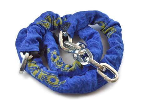 Viro veriga debeline 10mm dolžine 150 cm, modra