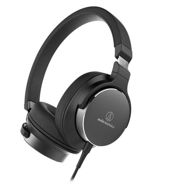 Audio-Technica ATH-SR5 BK, černá