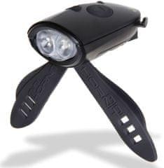 Mini Hornit Zábavná houkačka se světlem černá
