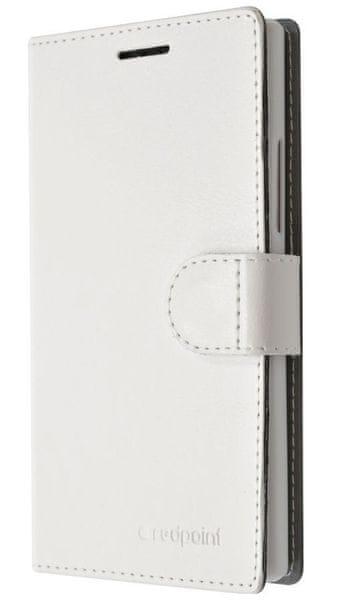 Fixed flipové pouzdro FIT, kolekce RedPoint, Lenovo Vibe X3, bílé