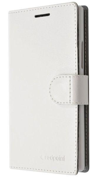Fixed flipové pouzdro FIT, kolekce RedPoint, Lenovo Vibe S1, bílé