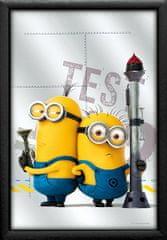 Postershop Zrcadlový obraz Mimoni