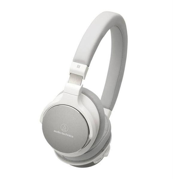 Audio-Technica ATH-SR5 BT-WH, bílá