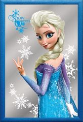 Postershop Zrcadlový obraz Frozen