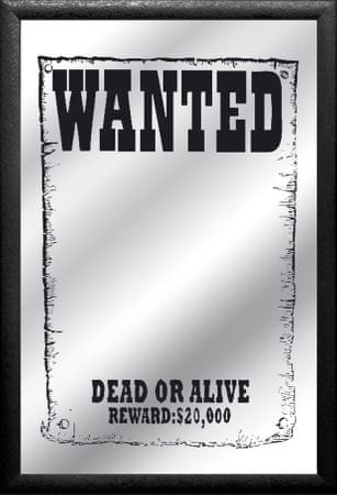 Postershop Zrcadlo Most Wanted