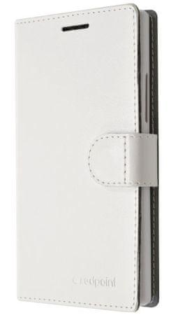 """Fixed Fit ASUS ZenFone GO (5"""") Flip tok, RedPoint kollekció, Fehér"""