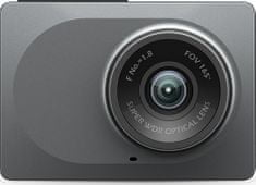 Yi wideorejestrator Smart Dash Camera Car DVR Grey