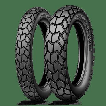 Michelin pneumatik 110/90-17 60P Sirac