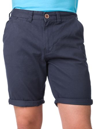 Brave Soul moške kratke hlače Campbell S temno modra