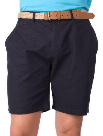 Brave Soul moške kratke hlače Dolan S temno modra
