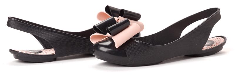 Zaxy dámské sandály Gift 38 černá
