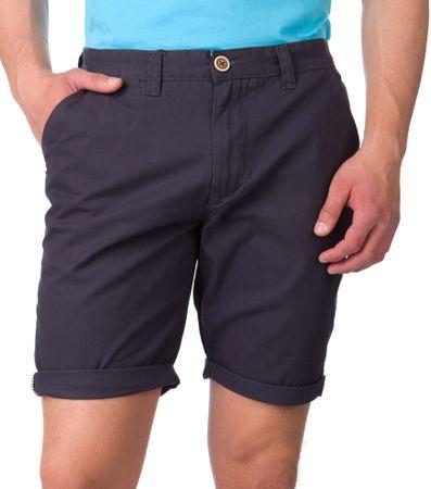 Brave Soul moške kratke hlače Klaxon L temno modra