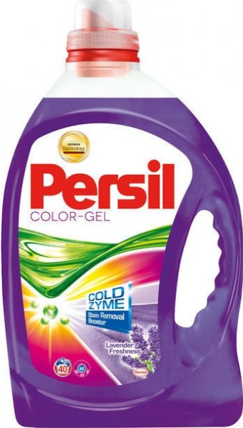 Persil Gel Color Lavender 40praní
