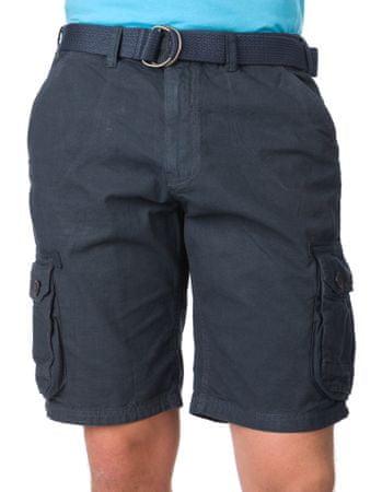 Brave Soul moške kratke hlače Ancotes S temno modra