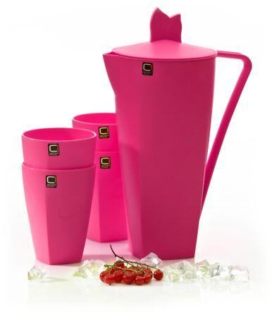 Cuisine VIVA Set 5v1 roza