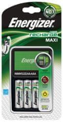 Energizer Charger Maxi + 4 ks AA Extreme 2300mAh