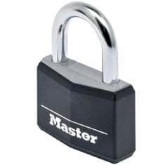 Master Lock kłódka 50 mm czarna