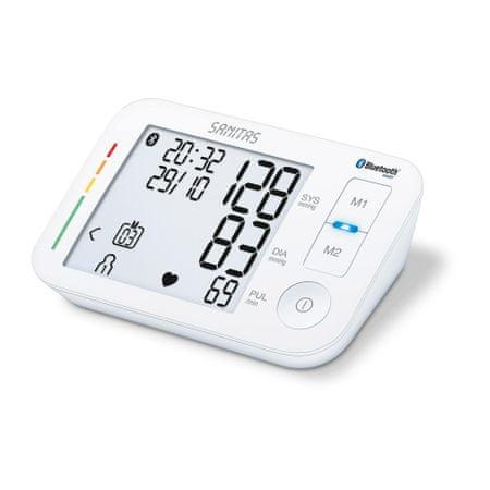 Sanitas merilnik krvnega tlaka SBM 37 BT