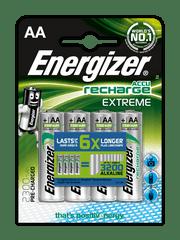 Energizer NiMH Extreme AA 2300 mAh, 4ks