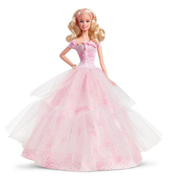 Mattel Barbie Krásné narozeniny