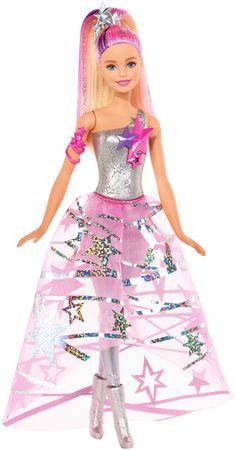 Mattel Star Light Adventure: punčka v obleki