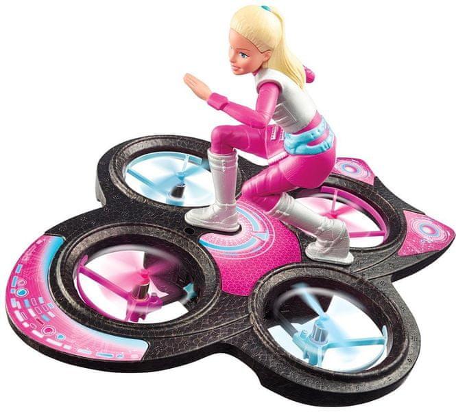 Mattel Barbie Hvězdný hoverboard