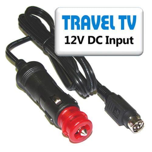 FINLUX Napájecí kabel 12 V DC (TV Finlux)