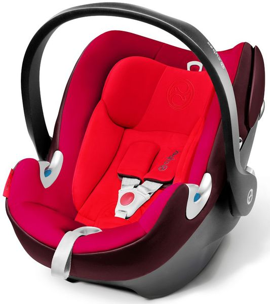 Cybex Aton Q, Strawberry