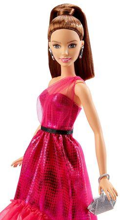 Mattel Večerné šaty bruneta - Diskusia  3190fd62417