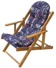 Rojaplast BORNEO Kerti szék