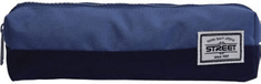 Street peresnica Tube Invitation, modro-črna